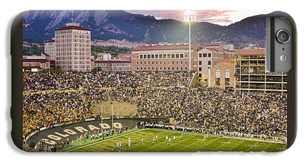 University Of Colorado Boulder Go Buffs IPhone 6s Plus Case