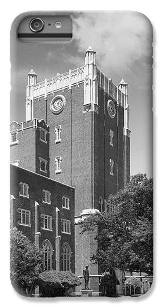 University Of Oklahoma Union IPhone 6s Plus Case by University Icons