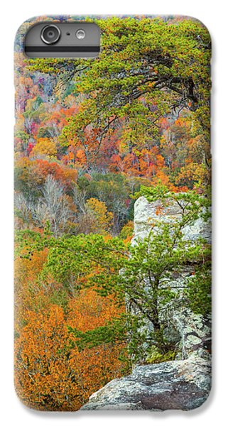 Buzzard iPhone 6s Plus Case - Usa, Tennessee, Fall Creek Falls State by Jaynes Gallery