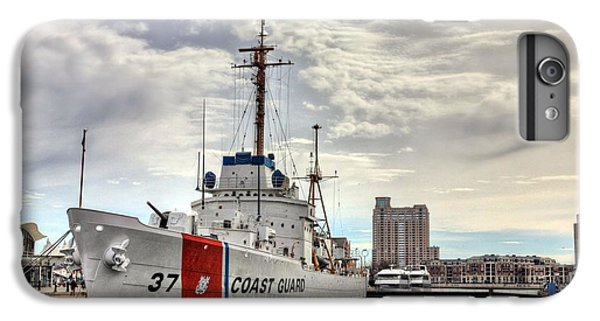 Uscg Cutter Taney IPhone 6s Plus Case by JC Findley
