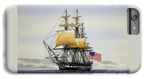 Uss Constitution IPhone 6s Plus Case