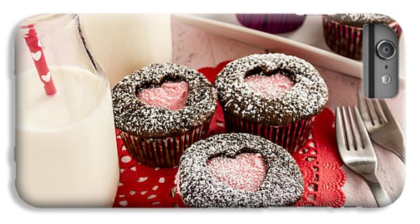 Fairy Cake iPhone 6s Plus Case - Valentines Day Treats by Teri Virbickis