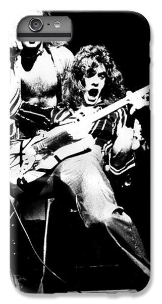 Van Halen iPhone 6s Plus Case - Van Halen by Sue Arber