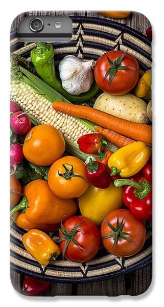 Vegetable Basket    IPhone 6s Plus Case