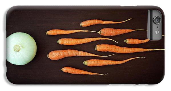 Vegetable Reproduction IPhone 6s Plus Case