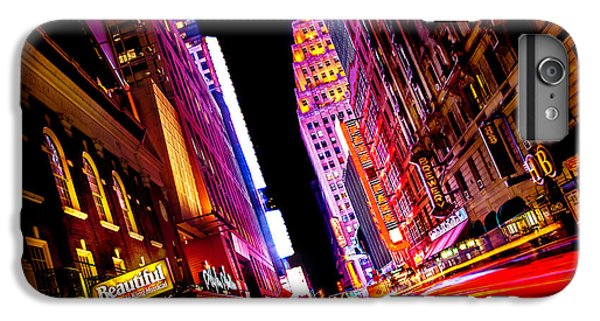Vibrant New York City IPhone 6s Plus Case by Az Jackson