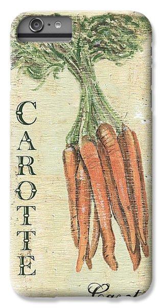 Vintage Vegetables 4 IPhone 6s Plus Case by Debbie DeWitt