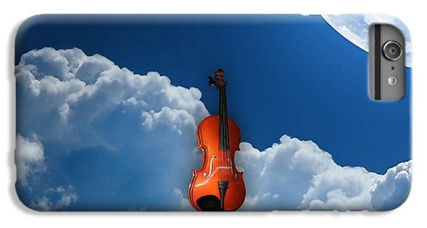 Violin In Heaven IPhone 6s Plus Case