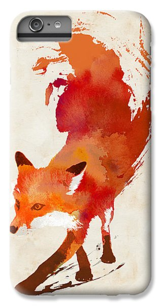 Vulpes Vulpes IPhone 6s Plus Case by Robert Farkas
