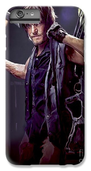 Walking Dead - Daryl Dixon IPhone 6s Plus Case