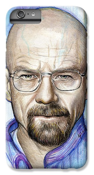 Walter White - Breaking Bad IPhone 6s Plus Case