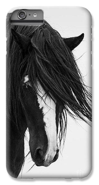 Horse iPhone 6s Plus Case - Washakie's Portrait by Carol Walker