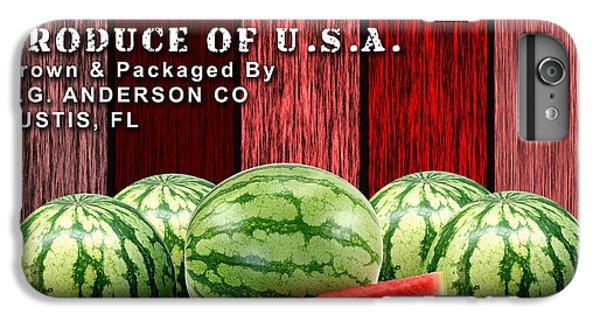 Watermelon Farm IPhone 6s Plus Case