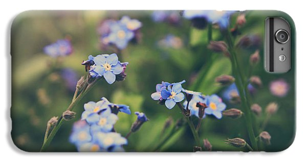 Garden iPhone 6s Plus Case - We Lay With The Flowers by Laurie Search