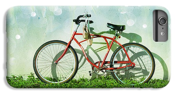 Bicycle iPhone 6s Plus Case - Weekender Special by Laura Fasulo