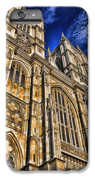 Westminster Abbey West Front IPhone 6s Plus Case