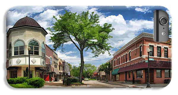 Wheaton Front Street Panorama IPhone 6s Plus Case