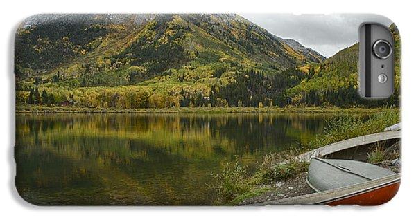 Whitehouse iPhone 6s Plus Case - Whitehouse Mountain by Idaho Scenic Images Linda Lantzy