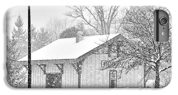 Whitehouse iPhone 6s Plus Case - Whitehouse Train Station by Jack Schultz