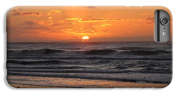Wildwood Beach Here Comes The Sun IPhone 6s Plus Case by David Dehner