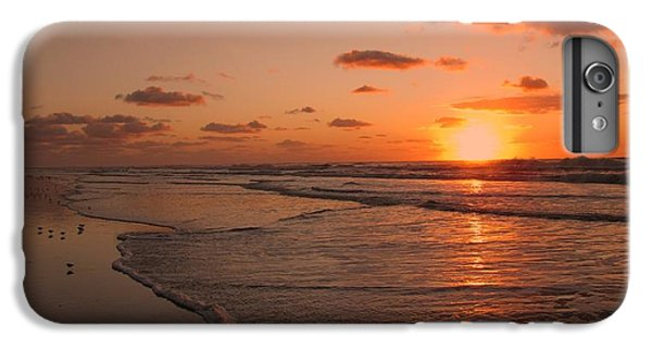 Wildwood Beach Sunrise II IPhone 6s Plus Case by David Dehner
