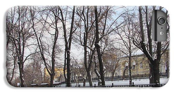 Winter Boulevard IPhone 6s Plus Case by Anna Yurasovsky