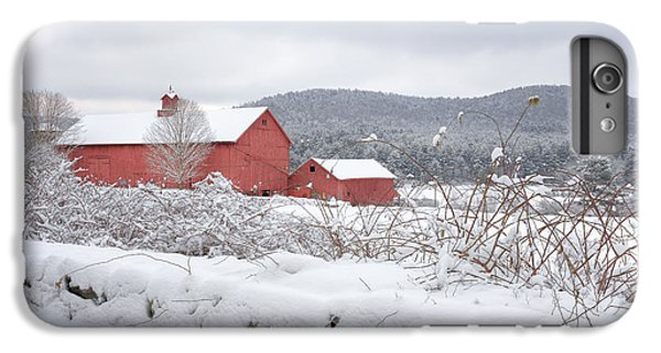 Winter In Connecticut IPhone 6s Plus Case by Bill Wakeley
