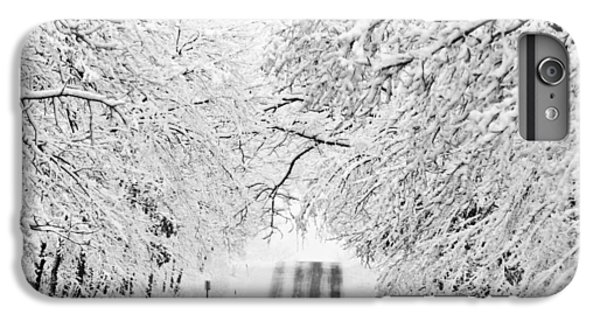 IPhone 6s Plus Case featuring the photograph Winter Wonderland by Ricky L Jones