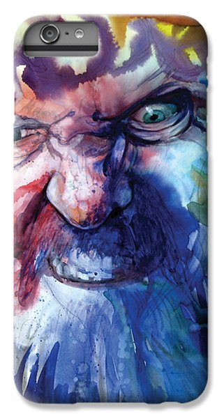 Wizzlewump IPhone 6s Plus Case by Frank Robert Dixon