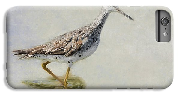 Yellowlegs IPhone 6s Plus Case by Bill Wakeley