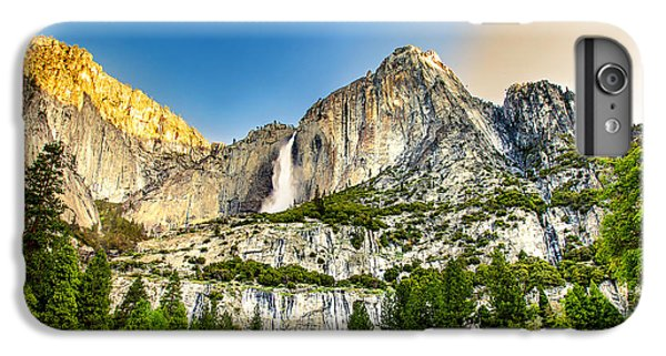 Yosemite National Park iPhone 6s Plus Case - Yosemite Falls  by Az Jackson