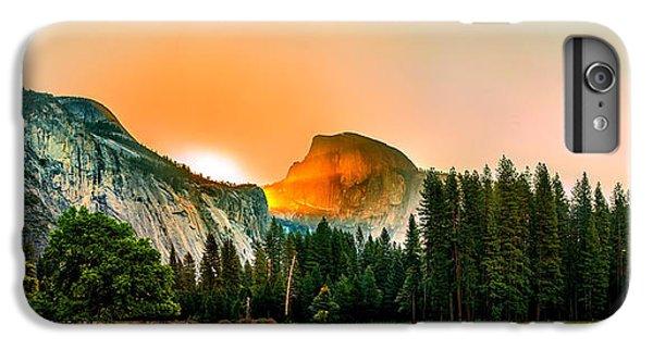 Yosemite National Park iPhone 6s Plus Case - Sunrise Surprise by Az Jackson