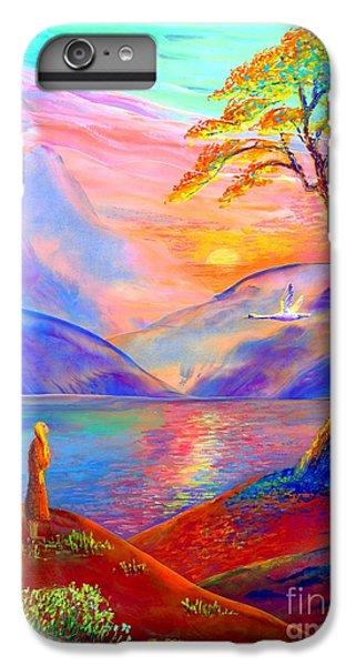Flying Swan, Zen Moment IPhone 6s Plus Case