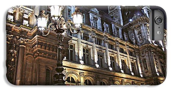 Hotel De Ville In Paris IPhone 6s Plus Case