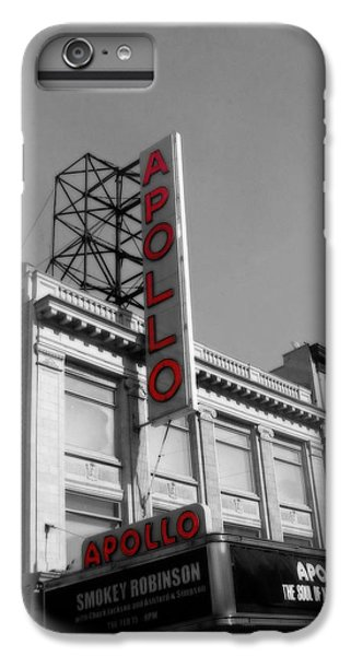 Apollo Theater In Harlem New York No.2 IPhone 6s Plus Case by Ms Judi