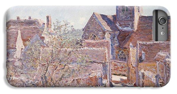 Town iPhone 6s Plus Case - Bennecourt by Claude Monet