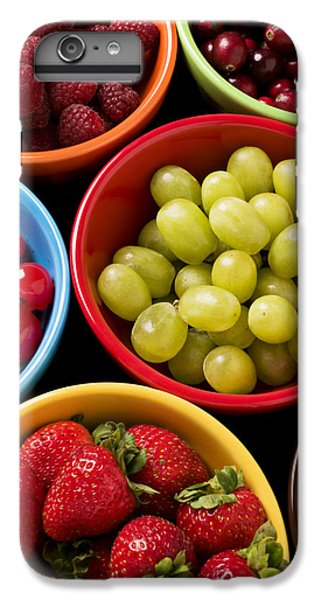 Bowls Of Fruit IPhone 6s Plus Case