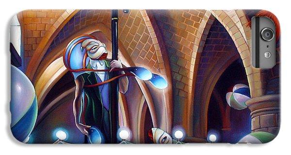 Umbrella iPhone 6s Plus Case - Caverna Magica by Patrick Anthony Pierson