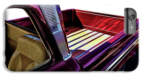 Truck iPhone 6s Plus Case - Chevy Custom Truckbed by Douglas Pittman
