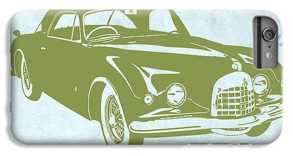 Landmarks iPhone 6s Plus Case - Classic Car by Naxart Studio