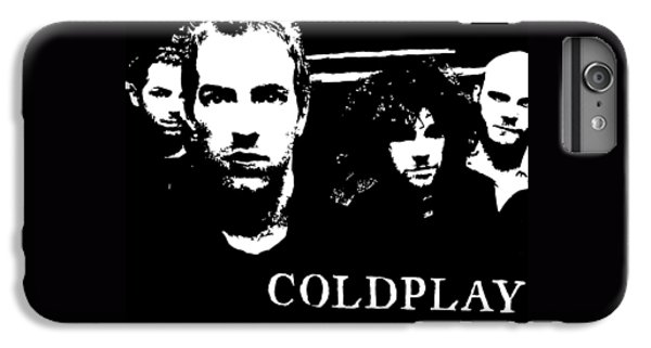 Coldplay IPhone 6s Plus Case