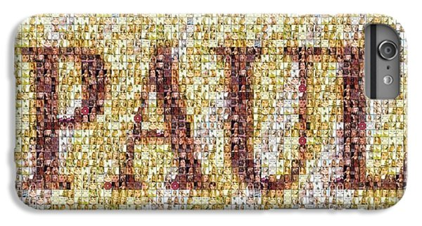 Custom Paul Mosaic Taylor Swift IPhone 6s Plus Case by Paul Van Scott