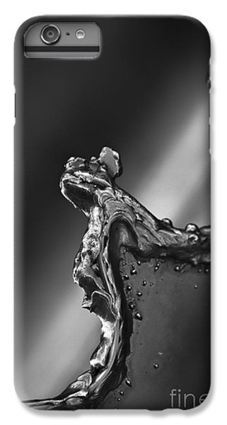 IPhone 6s Plus Case featuring the photograph Cutting Edge Sibelius Monument by Clare Bambers