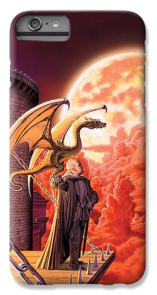 Dragon iPhone 6s Plus Case - Dragon Lord by The Dragon Chronicles - Robin Ko