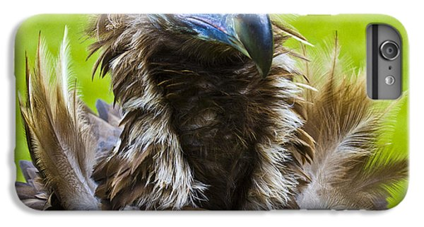 Monk Vulture 4 IPhone 6s Plus Case by Heiko Koehrer-Wagner