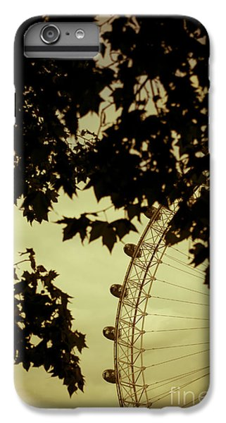 October Mist IPhone 6s Plus Case by Jan Bickerton