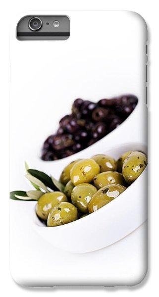 Greece iPhone 6s Plus Case - Olive Bowls by Jane Rix