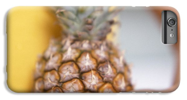 Pineapple IPhone 6s Plus Case by Cristina Pedrazzini