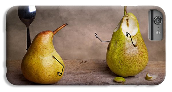 Pear iPhone 6s Plus Case - Simple Things 13 by Nailia Schwarz
