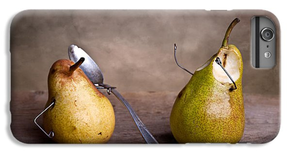 Pear iPhone 6s Plus Case - Simple Things 15 by Nailia Schwarz